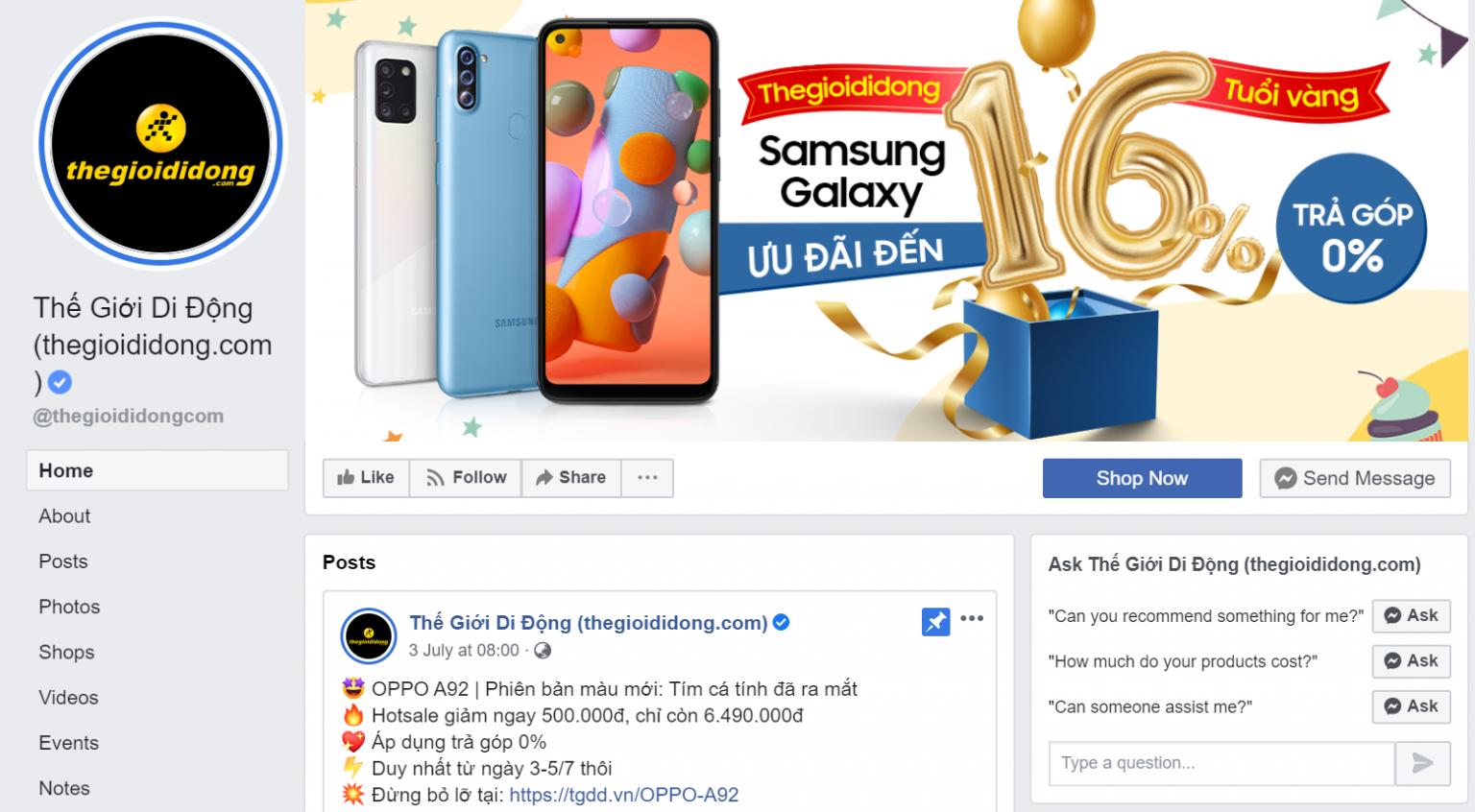 quảng cáo trên mạng xã hội hình ảnh 2