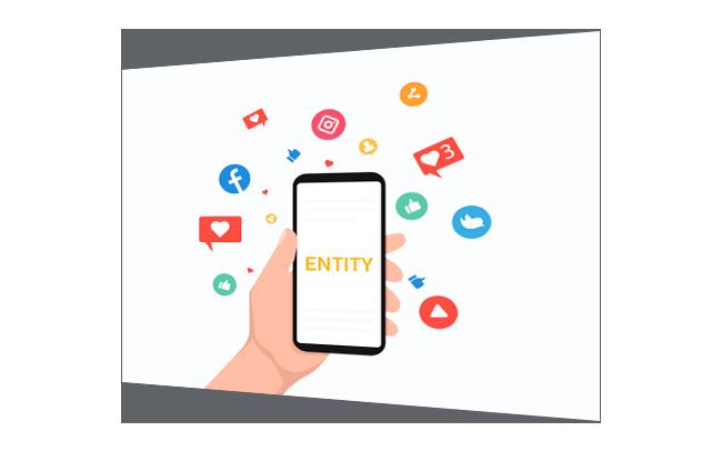 Dịch vụ Entity tăng trust tổng thể cho Website trên Google