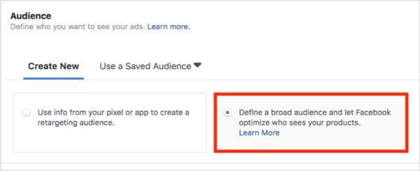 quảng cáo động trên facebook