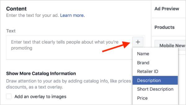 chạy dynamic ads facebook